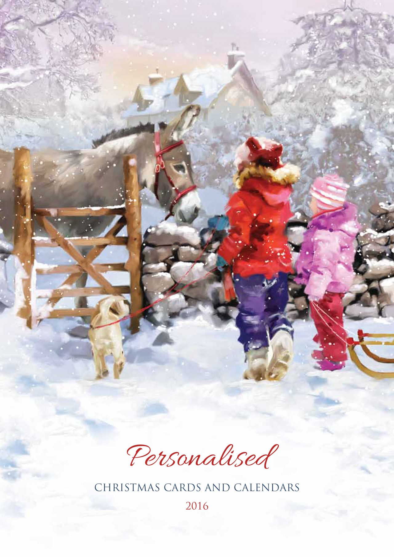 Eagle Printers   Professional Printing Services Christmas Cards ...